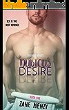Dubious Desire (Crashing Hearts Book 1)