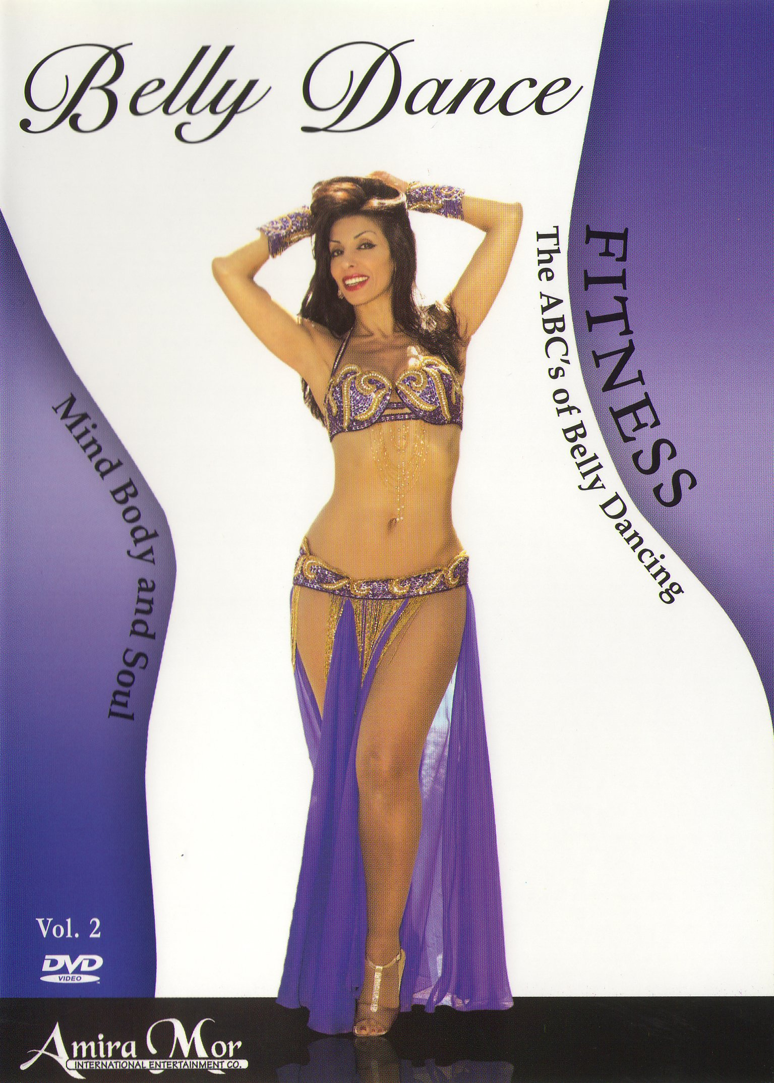 Belly Dance for Fitness (DVD)
