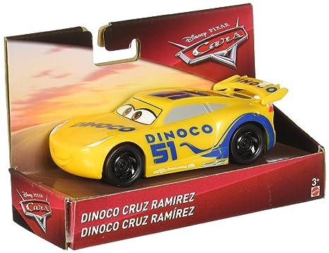 Buy Disney Cars Plastic Car Dinoco 51 Cruz 5 Inch Online At Low