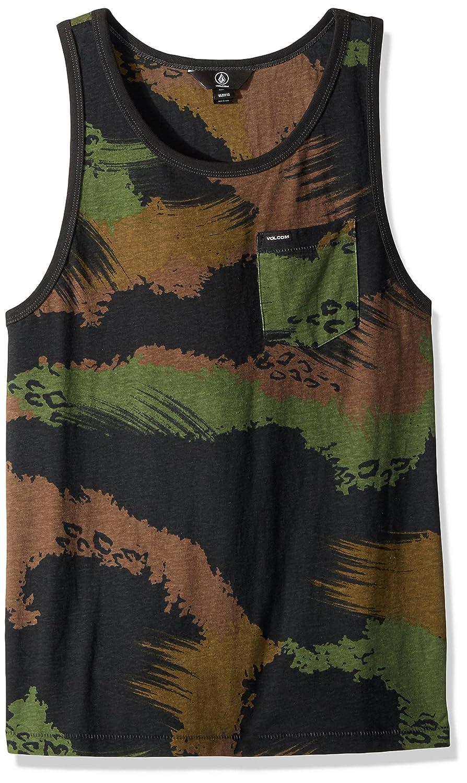 f60095aa3a428 Amazon.com  Volcom Men s Sherwood Tank Top  Clothing
