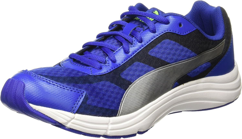 Puma - Zapatillas de Gimnasia para Hombre Azul Azul 42: Amazon.es: Zapatos y complementos