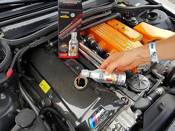 Xado Set Motoröl Additiv Schaltgetriebe Getriebe Additiv Gegen Verschleiß Schutz 1x 1stage Maximum 1x Maximum Transmission Auto