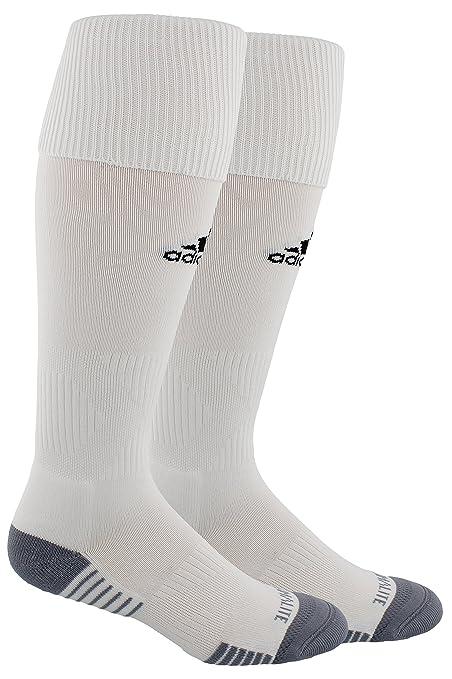 646b0a012 Adidas Copa Cushion III Over The Calf Soccer Socks (Small), White / White