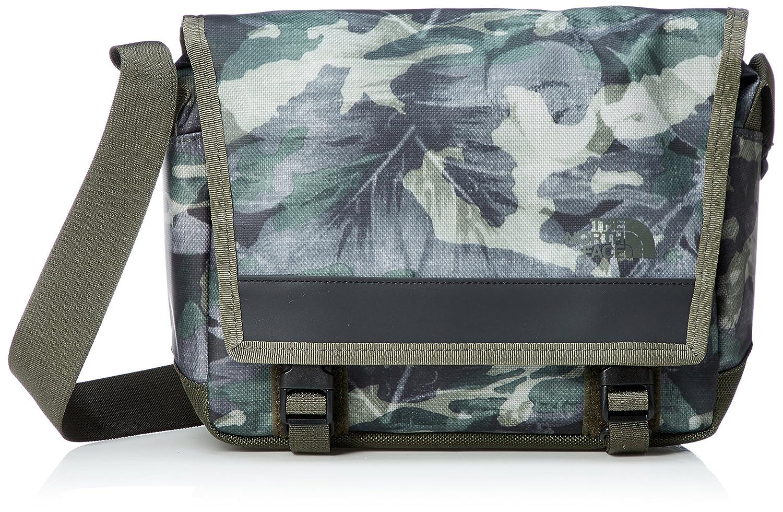 [ザノースフェイス]ショルダーバッグ BC Messenger Bag XS B07916M91G イングリッシュグリーントロピカルカモ イングリッシュグリーントロピカルカモ