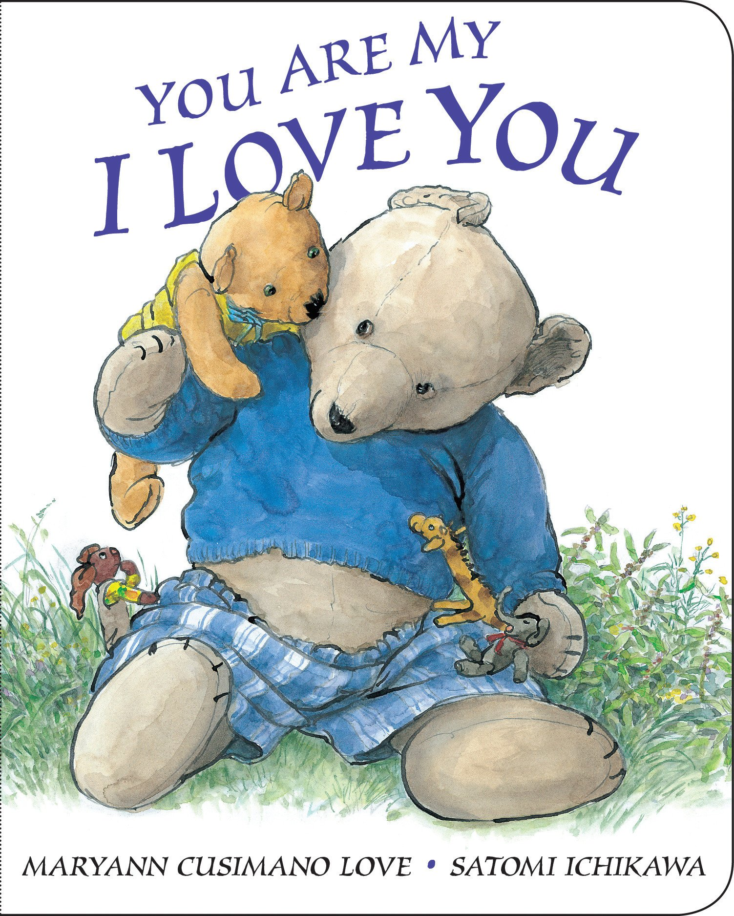 Read Online You Are My I Love You: oversized board book PDF