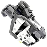APDTY 042512 Door Latch With Integrated Lock Actuator Motor Fits Front Left Driver-Side on Select Toyota Lexus (Replaces 69040-0C050, 69040-06180, 69040-42250, 6904006180, 690400C050, 6904042250) (Color: Steel, Plastic, Nylon)