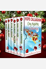 Cozy Mysteries Collection: (Heart & Holiday Edition) Kindle Edition