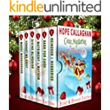 Heart & Holiday Collection: 6 mystery suspense novels with a touch of clean romance (Hope Callaghan Mystery Collections)