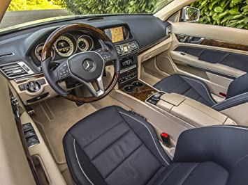 Mercedes Benz E350 Coupé (C207) 4Matic US Version (2013) Car Art