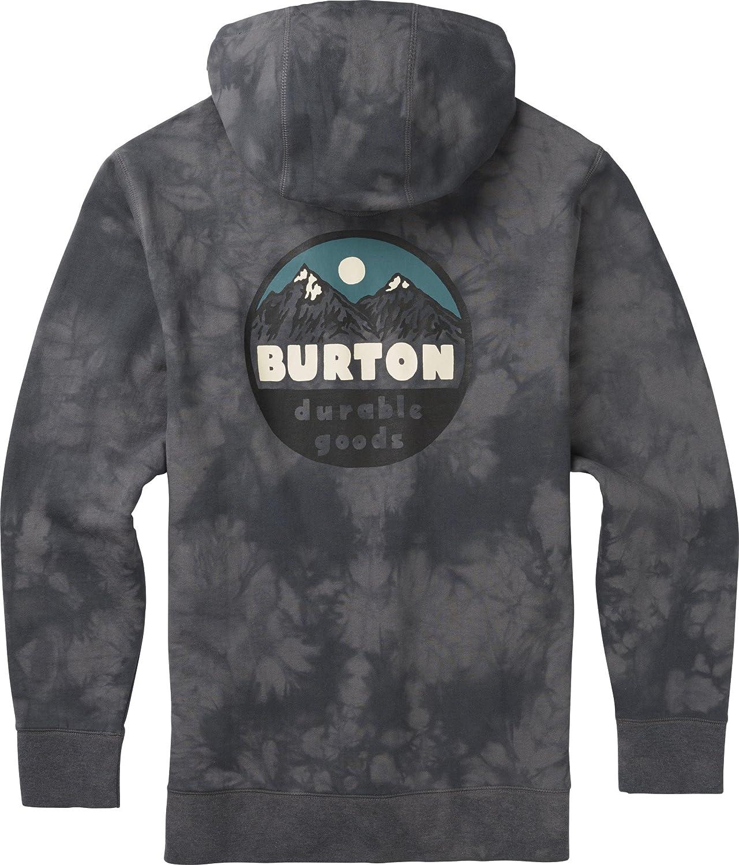 Burton Herren Kapuzenpullover Hopewell Hoodie Tonal Dye