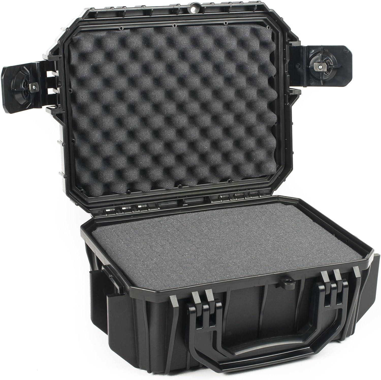 With Foam. Seahorse Black SE430 Case