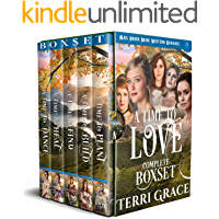 A Time For Love Complete Boxset