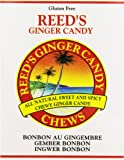 Reed's Ginger Candy Chews - 2 oz