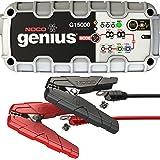 NOCO Genius G15000 12V/24V 15A Pro Series UltraSafe Smart Battery Charger