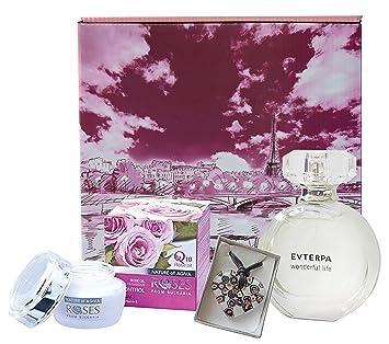De Evterpa Coffret Eau Femme Valentin Parfum Life St Wonderful qVzMGSULp
