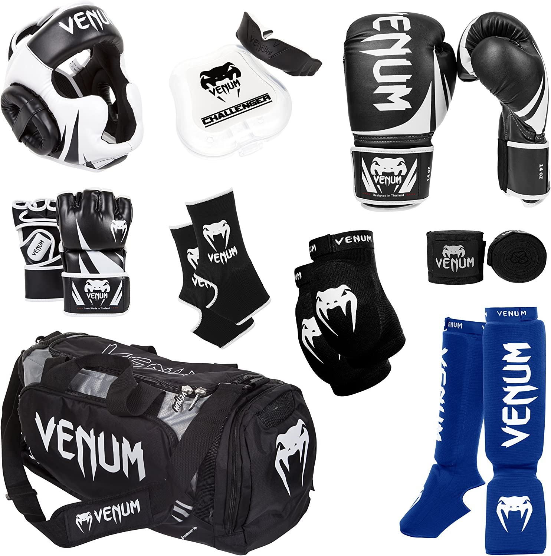 Venum Elite Challenger 2.0 Boxing Gloves Kit