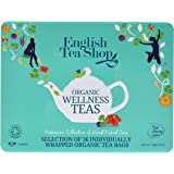 English Tea Shop Wellness Collection Blue Tin, 36 ct