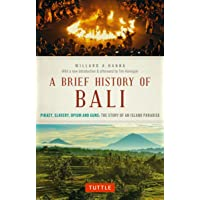 Brief History of Bali: Piracy, Slavery, Opium and Guns: The Story of a Pacific Paradise