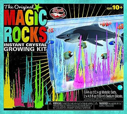 Amazon.com: Magic Rocas: Tiburón: Toys & Games