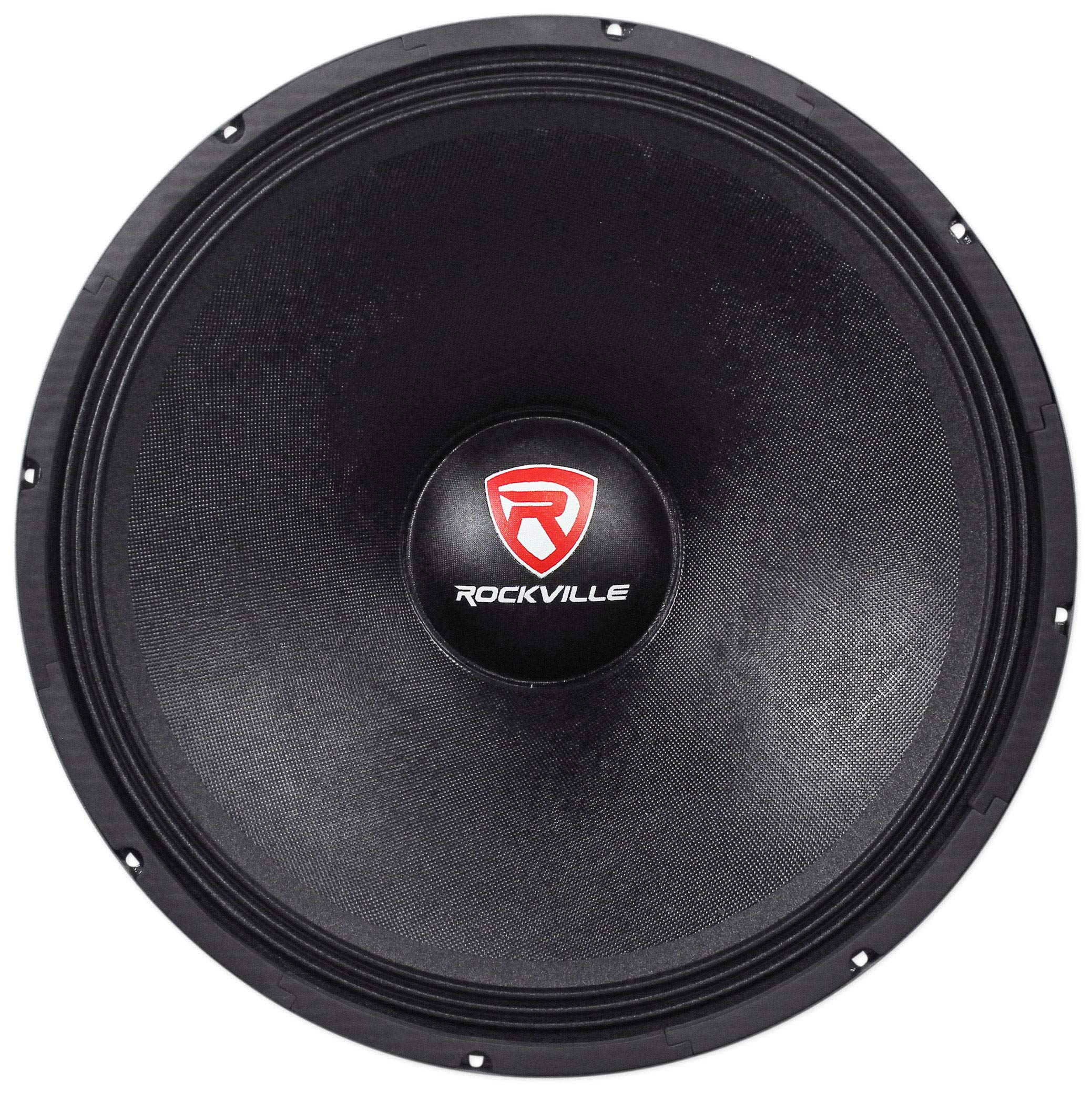 Rockville 18'' Replacement Sub Driver For Peavey PV 118 Subwoofer PV118
