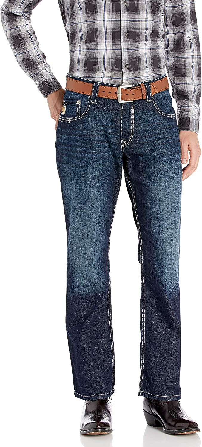 richiesta Respingere ibrido  Cinch Men's Carter Relaxed Fit Jean at Amazon Men's Clothing store