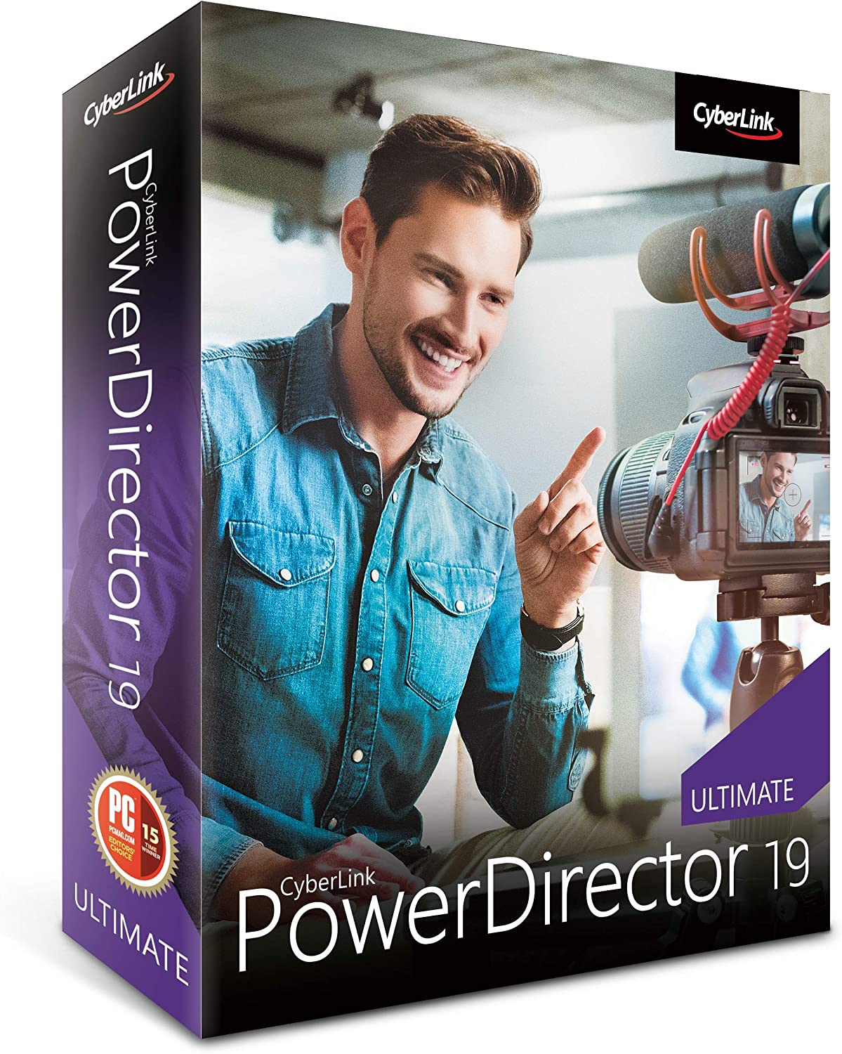 Cyberlink PowerDirector 19 Ultimate Discount Coupon Code