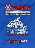 JH DESIGN GROUP Women's Yamaha Racing Embroidered