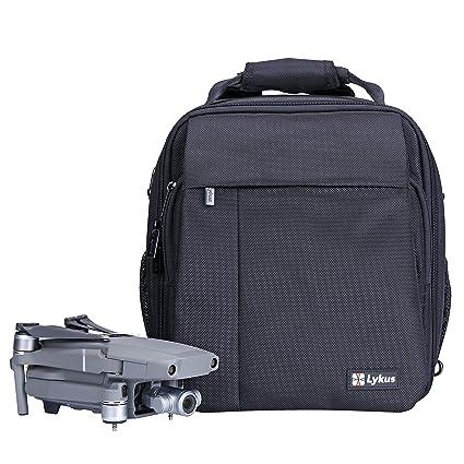 f41e06454f Lykus M1 Zaino da Viaggio Impermeabile per DJI Mavic 2, DJI Mavic Pro, Mavic