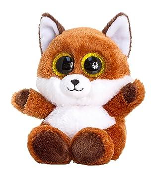6ecdc79ca31ca Keel Toys SF0432 15 cm Animotsu Fox Plush Toy  Amazon.co.uk  Toys ...