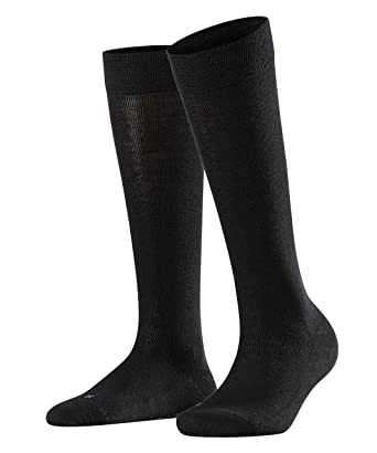 b0854b0a9 Falke Sensitive London Cotton Knee High Socks (47626) at Amazon Women s  Clothing store  Casual Socks