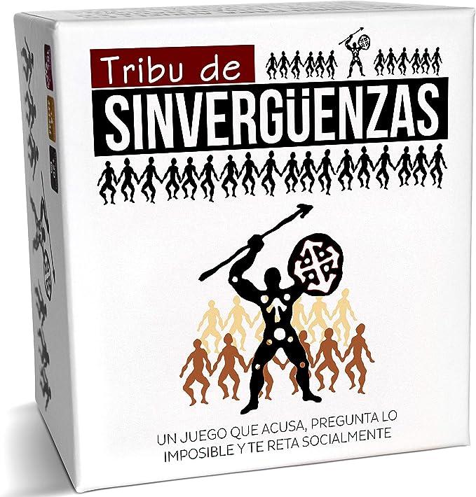 Tribu de Sinvergüenzas - El Mejor Juegos para Beber para Fiestas y ...