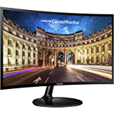 Samsung IT LC24F390FHNXZA 24-Inch Curved Monitor (Super Slim Design)
