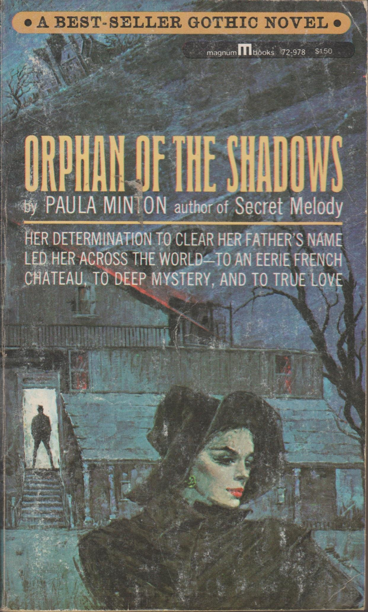 Image for Orphan of the Shadows