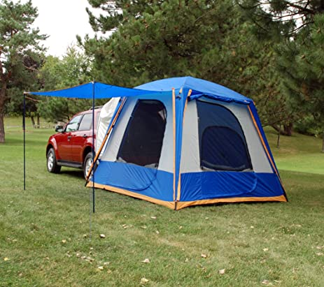 Sportz SUV Tent - 4-5 Person Tent & Amazon.com : Sportz SUV Tent - 4-5 Person Tent : Minivan Tent ...