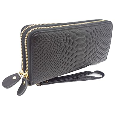 8978d96a6f36 Yixiangqin New Thick Purse Fashion Women Men Double Zipper Wallet ...