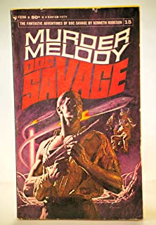 Brand of the werewolf a doc savage adventure 5 kenneth robeson murder melody doc savage 15 fandeluxe Images