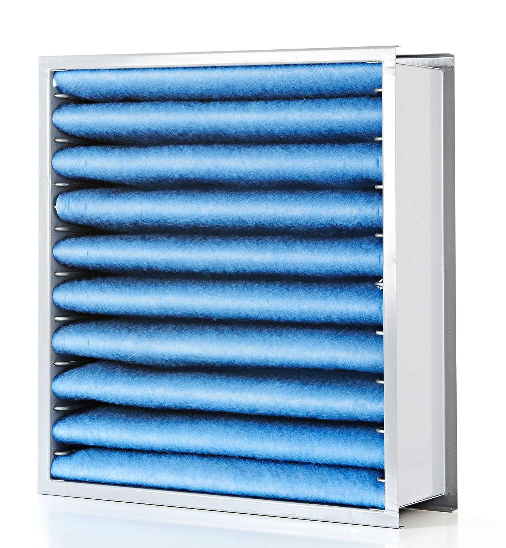 Gefaltete Filtermatte von Fischer Luftfilter W140//9x585 verwendbar z.B f/ü r Schrag Filterzelle Hausl/ü ftungsger/ä t Filterklasse G4 //// 1 St/ü ck