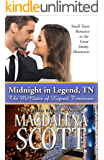 Midnight in Legend, TN: Small Town Romance in the Great Smoky Mountains (The McClains of Legend, Tennessee Book 1)
