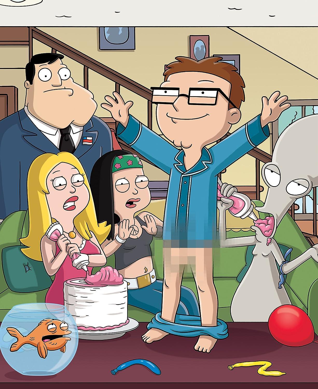 American Dad - Season 4 [Alemania] [DVD]: Amazon.es: Brent ...