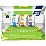 Smartfood Delight Popcorn Variety Pack, 0.5 oz Bags, 18 Count