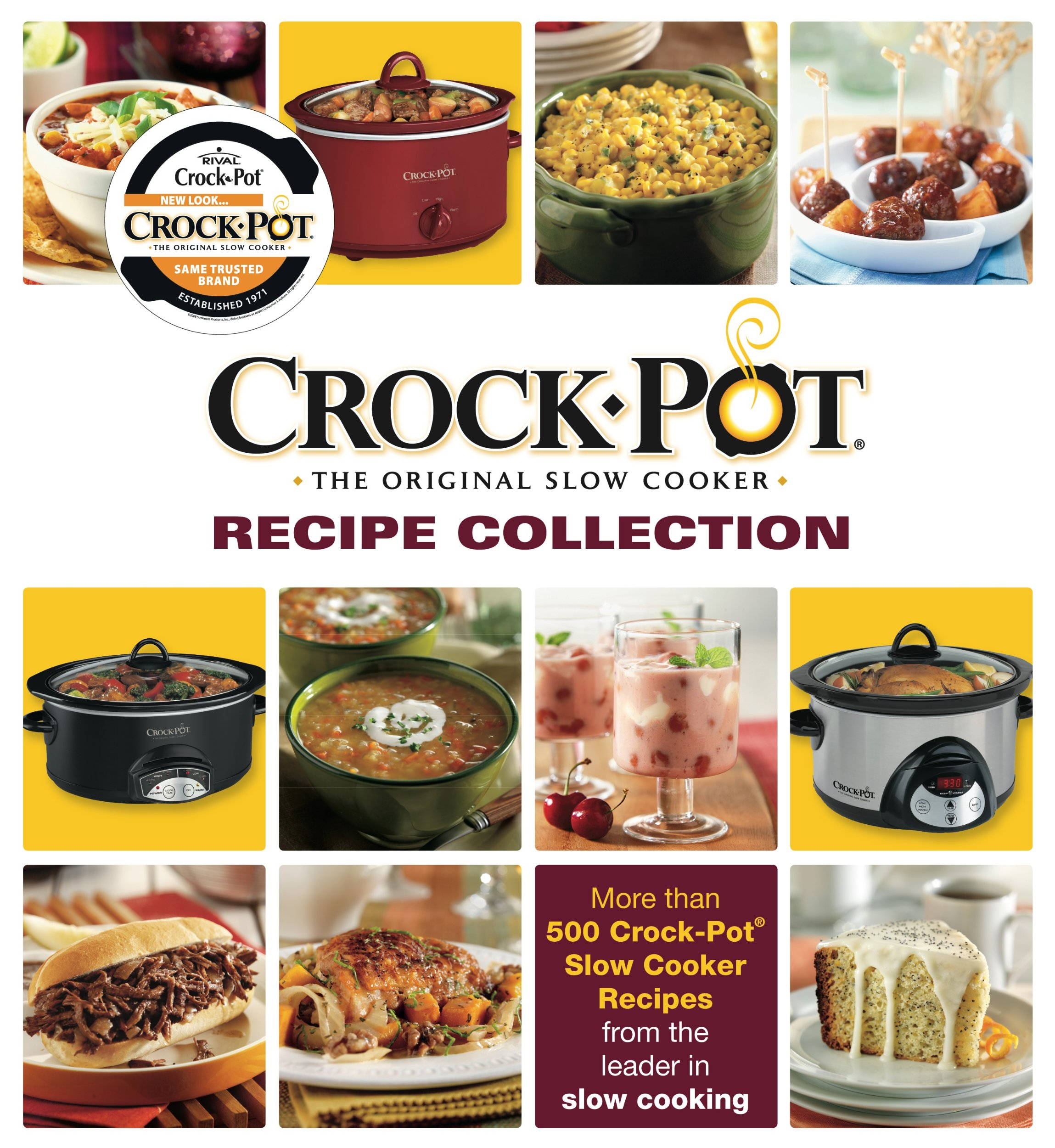 Crockpot ultimate recipe collection 5 ring binder editors of crockpot ultimate recipe collection 5 ring binder editors of publications international amazon books forumfinder Gallery