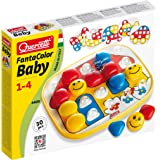 Quercetti Fantacolor Basic Baby Toy Set