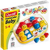 Quercetti Basic 13/4405 Fantacolor Baby - Juego Rompecabezas Infantil