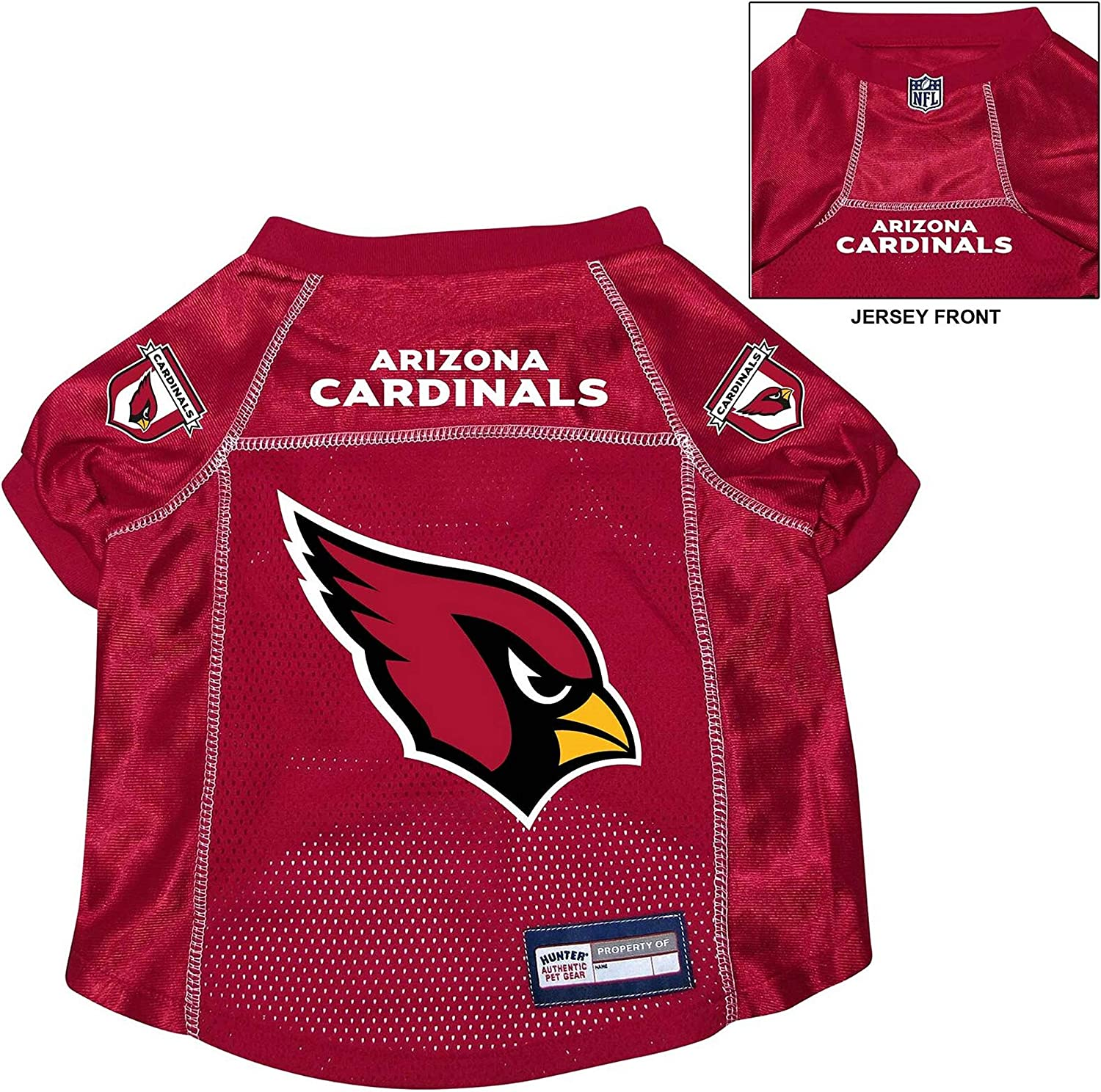 HUNTER Arizona Cardinals Pet Dog