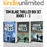 The Tom Blake Thrillers: A Triple Book Box Set