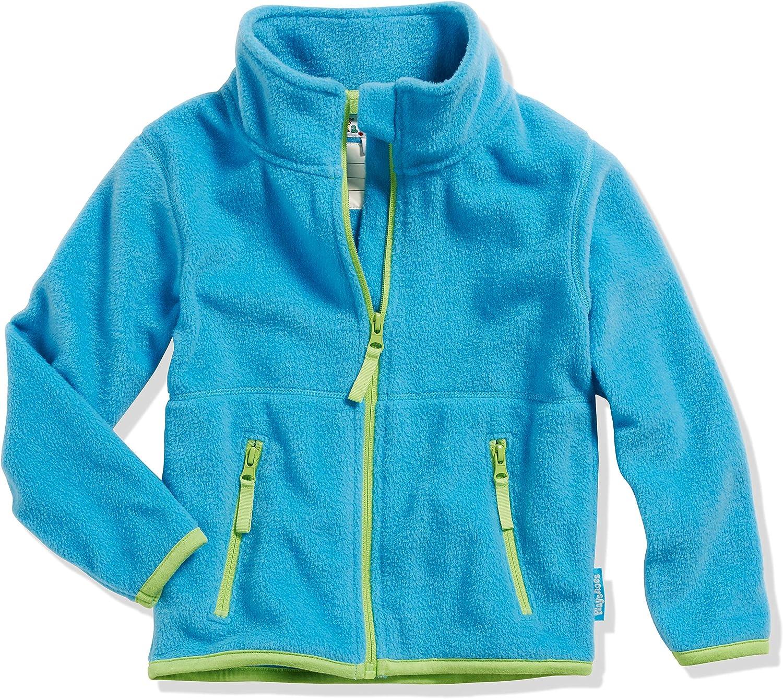 Playshoes Girls Kids Full Zip Long Sleeve Fleece Jacket