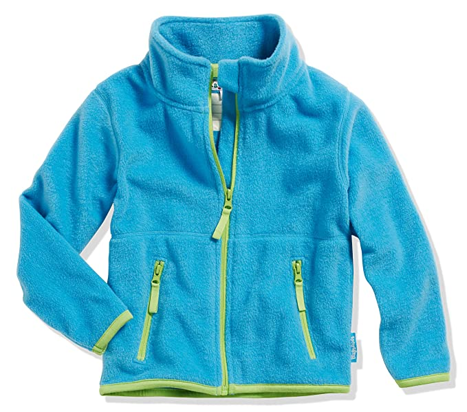 Playshoes Girls Fleecejacke Sterne Jacket