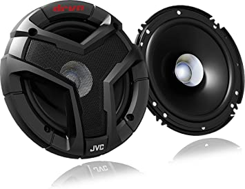 JVC CS-V618 - Pack de altavoces (30 W RMS, 45-20,000Hz, 6.5 ...