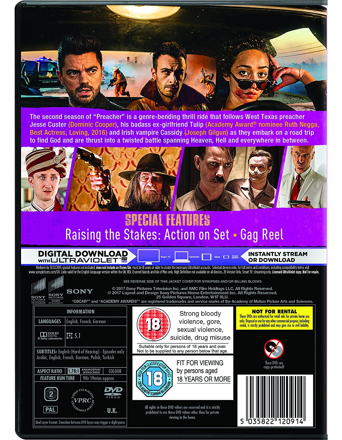Sony pictures home entertainment australia dvd movies