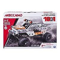 Meccano - 6036038 - Jeu de Construction -  4 x 4 de Course 10 Modèles